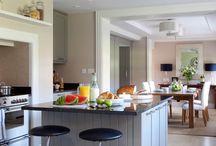 My kitchen-diner