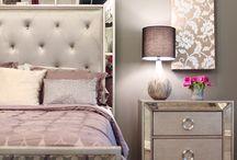 ◇bedroom◇ / Luxury for Bedroom! #glamourbedroom #blingbling