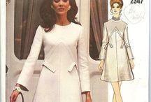1960 'ların kıyafetleri.
