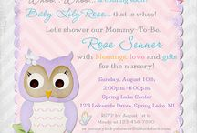 Baby showers / by Stephanie Moody