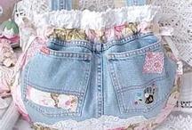 Jeans dyi ideas