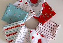 Fabrics  / by Melissa Bunch