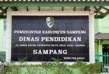 Alamat Sekolah di Kabupaten Sampang