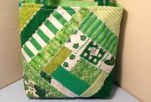 Patchwork táskák / patchwork technikával készített táskák