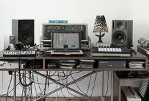 Studio of a dream