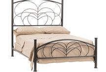 Sophia Wrought Iron Beds