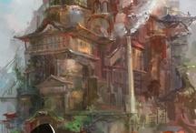 Worlds: Ghibli