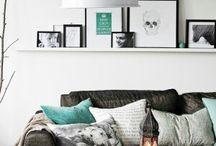 Interior Design Ideas / Interior Design Ideas / by Yvonne Bourne