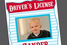 Rylan's 3rd Car's Birthday Party / by Consuela Bruner