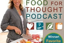 food: vegan podcasts by the compassionate cook / by Melissa Tibbals-Gribbin