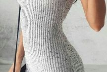 robe en maille 2