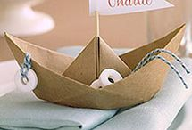 Sailing/Nautical / by The Party Wagon