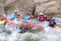 White Water Rafting - Tana River