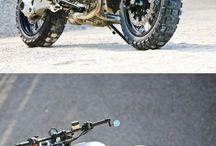 Motorbike stuff / Motorbike stuff I like