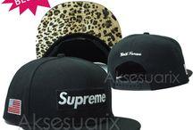 Supreme Full Cap Snapback Şapka / Supreme Hiphop Full Cap Snapback Şapka http://www.aksesuarix.com/sapka