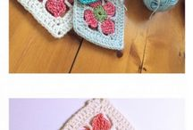 Seasonal Crochet: Spring / Crochet inspiration and crochet patterns that are best for the season of Spring!