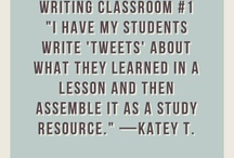 Teaching- English / by Katie Gunter