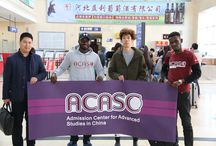Airport Pickup / Most international students arrive in China exhausted after a long trip. Due to language barrier, communicating with the people become very difficult for international students.