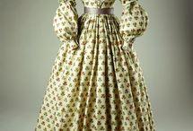 Les Miserables times ( 1830's fashion )