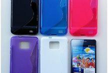 Samsung Galaxy Silikon skal S-Line / TPU S-Line silikon skal ger ett bra grepp och mycket bra skydd!