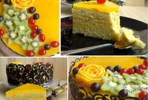 cakes / by yummy food