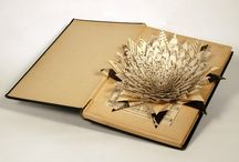altered books / by Lindy Muniz