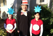 Obsessed with Seuss / Dr. Seuss is too much fun!