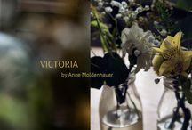 VICTORIA / Popdam Magazine Issue 11 VICTORIA Photographer: Anne Moldenhauer Styling: Francesca Carriero Hair: Olivia Jenkins Make Up: Isobel Kennedy Model: Victoria@ First Model Management London