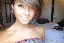 Short hair inspo board / Inspirational hairdos