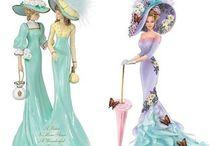 элегантные леди