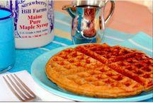 Glutenfree waffles