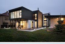 Villa Tasarımları-Planları