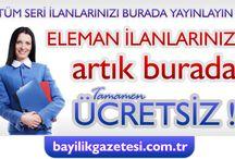 Ücretsiz Seri İlanlar !   www.bayilikgazetesi.com.tr / www.bayilikgazetesi.com.tr
