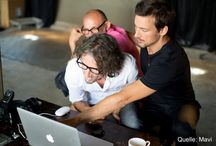 Florian David Fitz goes Mavi / Mavi Shooting with the new Fall/Winter Collection 2013/2014. Actor Florian David Fitz goes Mavi!