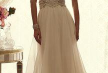A-Line Wedding Dresses / Ultra-elegant A-Line wedding dresses. Ideal for all body types.