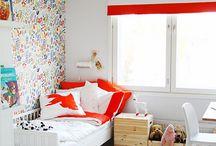 Rose bedroom idea