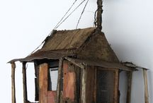 Miniatures Houses etc