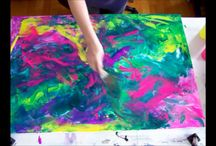 PAINTING. ABSTRACTIONS