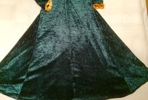 merida kleid dress