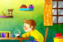 ART OF CHILDREN'S ILLUSTRATION /  CHILDREN'S ILLUSTRATION