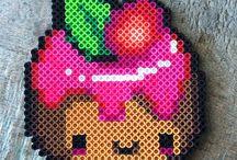 Perler Beads & Pixel Art