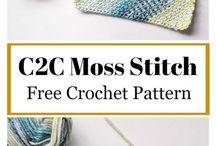CtoC crochet