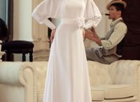 Wedding gowns long sleaves