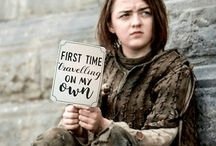 If GOT characters had Milestones For Grown-ups Cards