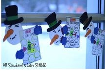 Christmas crafts / by Stephanie Mitchell
