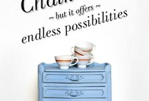 Annie Sloan Chalk Paint® / The magical world of Chalk Paint® Available at Carolina Pine Country Store. Cheapest Prices! We ship! - low rates!
