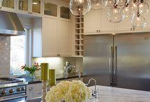 Idée Déco Cuisine / Petite ou grande cuisine, ce tableau recense un maximum de bonnes idées pour aménager ou réaménager votre cuisine. J'ai privilégié les plus petites, car agencer un petit espace est beaucoup plus compliqué q'un grand !