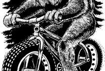Fat bikes plus + / Fatty boom bar bikes
