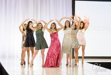 Debutante Fashion Show & Rose Ceremony