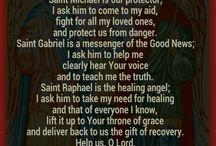 Prayer to Archangels